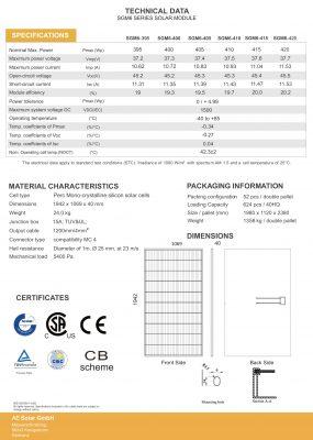 AE-SGM6-72 395W-420W-2